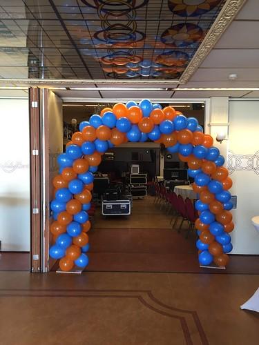 Ballonboog 6m Rabobank Clubkas Campagne Het Dak Leerdam
