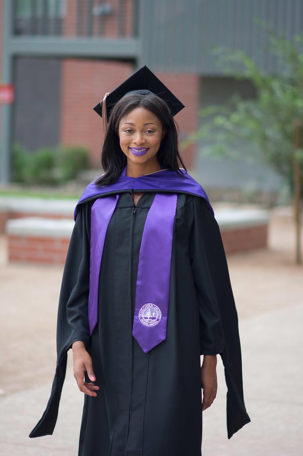 Grand Canyon University Graduation Pics