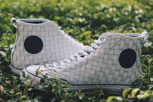 Converse Woven sneakers