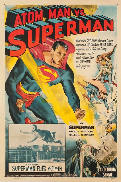 (1950) Atom Man vs. Superman