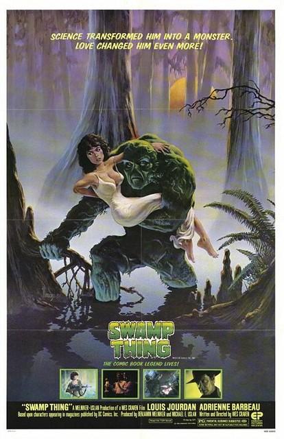 (1982) Swamp Thing