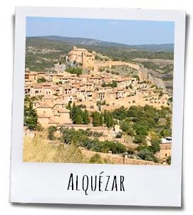 Alquézar is een schilderachtig vestingstadje in het hart van het Parque Natural Sierra de Guara in het noorden van Aragon
