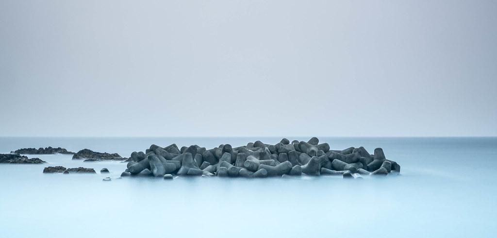 Rock, Rock, Ashizuri Rock (Kochi, Japan)