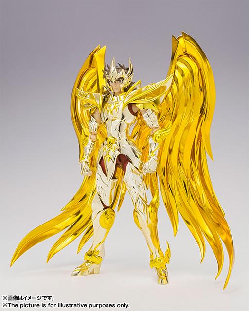 聖鬪士聖衣神話EX 黃金聖鬪士射手座艾奧羅斯(神聖衣)