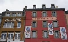 Capitaine Cook à Douarnenez