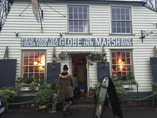 THe Globe Inn Marsh Rye