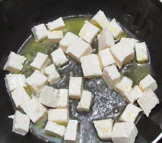 Paneer butter masala - Step 1