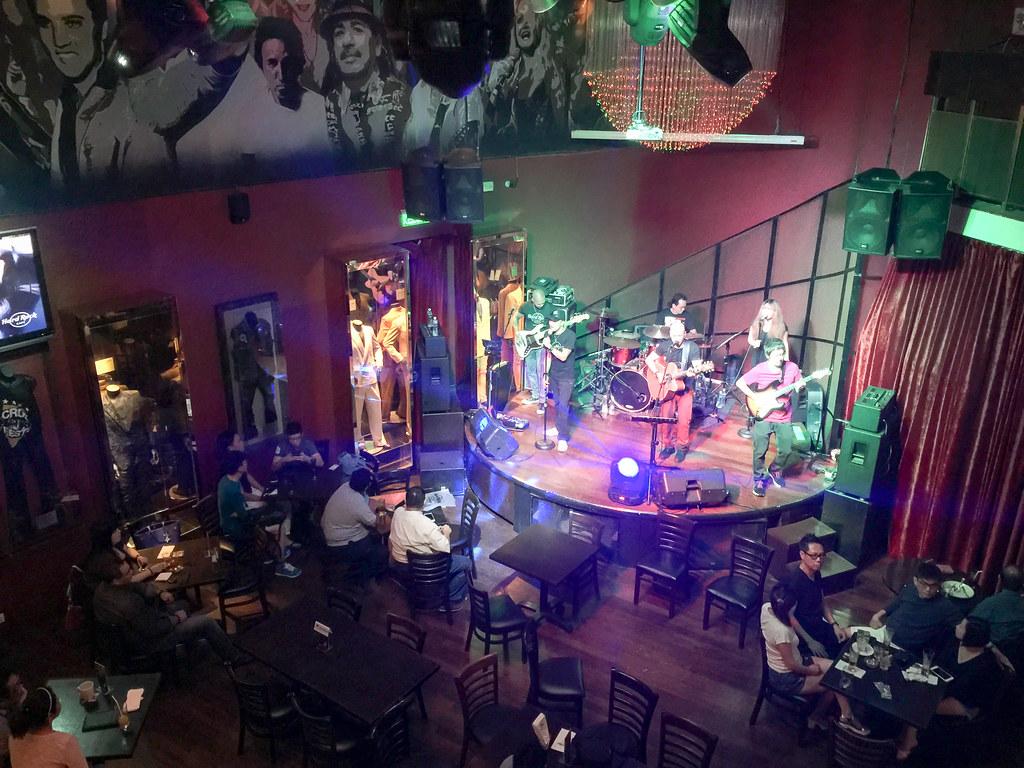 Hard Rock Cafe, Hard Rock Hotel