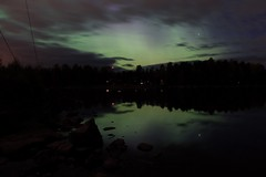 October aurora