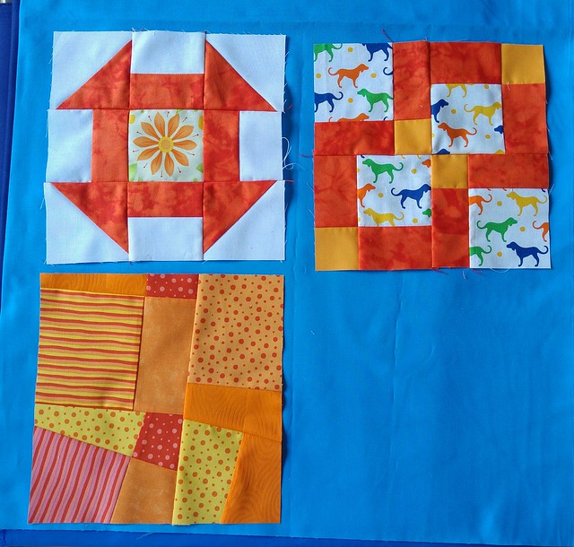 Blocks 1-3, Project 48