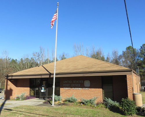 Post Office 35960 (Centre, Alabama)