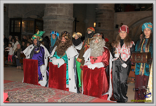 Ya vienen los Reyes Magos a Briviesca (10)