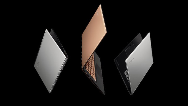 YOGA 900S in Gold & Silver_Product Family