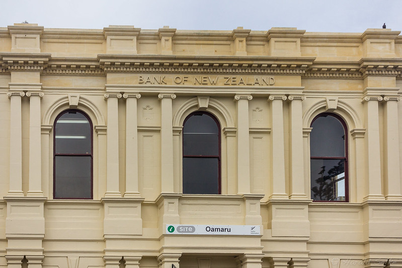 Bank of New Zealand, Oamaru