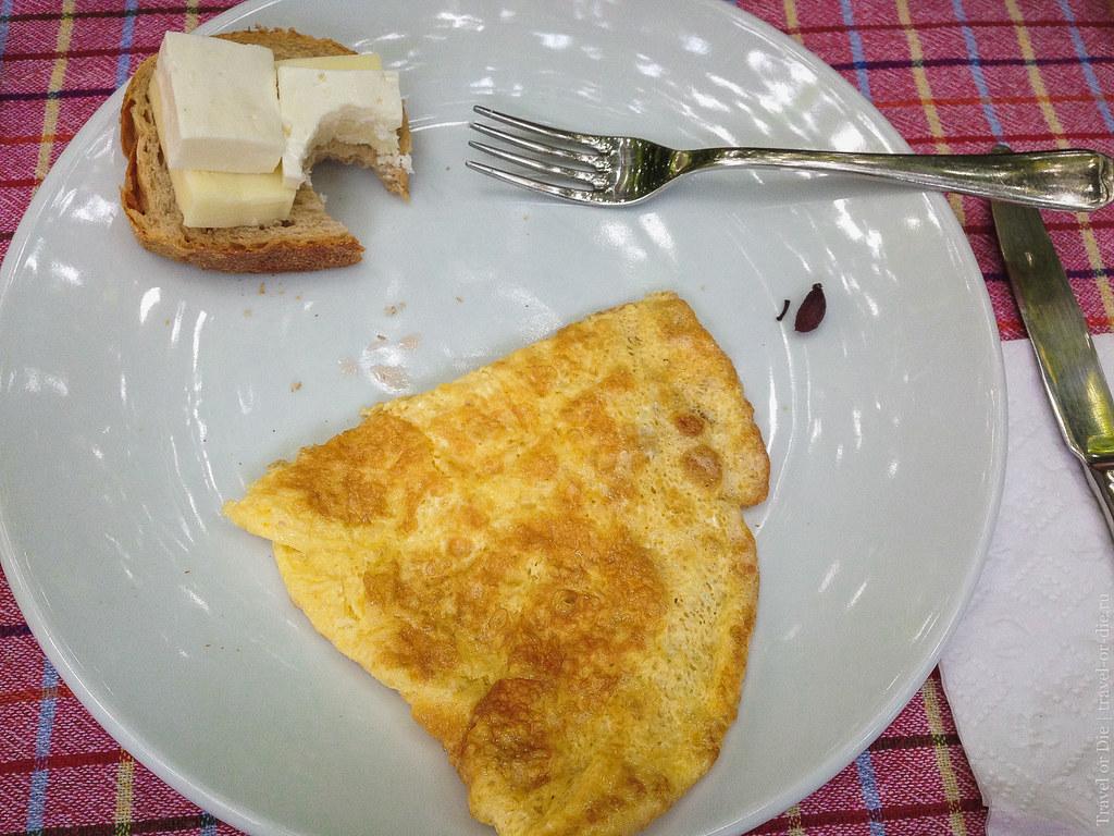 Breakfast in Villa Tulipan