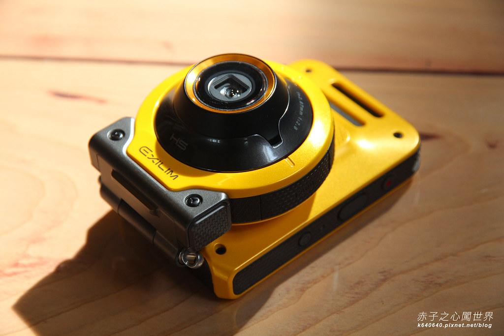 CASIO EX-FR100戶外防水相機54