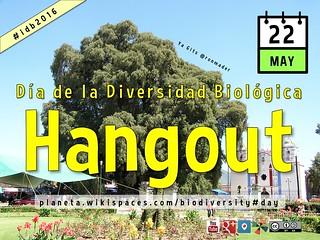 Día Internacional de la Diversidad Biológica (International Biodiversity Day) #idb2016