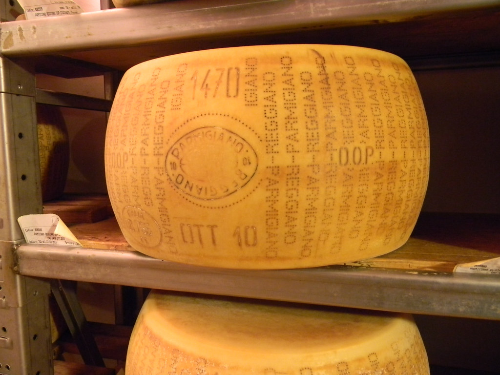 A Trip to a Cheese Cave, Arona, Piedmont, Italy 2
