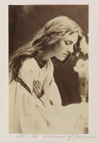 After the Manner of Perugino, 1865, Julia Margaret Cameron © National Media Museum, Bradford
