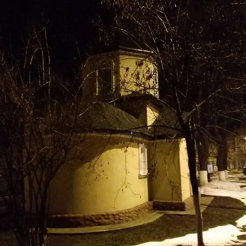 My phone can do no night shots) #night #mycity #odessa_ukraine