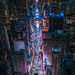Flying Above Times Square by Justin in SD