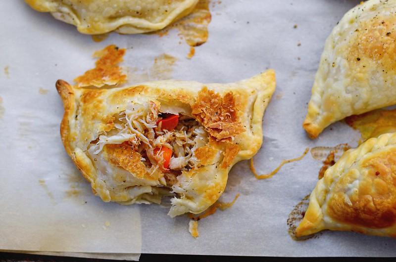Crab Empanada