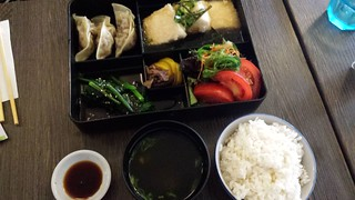 Vegan Bento Box from Zuzuzu