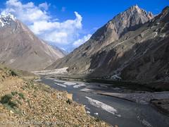 Braldu River, Jula, K2 Base Camp Trek, Central Karakoram National Park, Gilgit-Baltistan, Pakistan