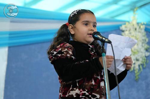 Devotional song by Baby Harshita from Faridabad, Haryana