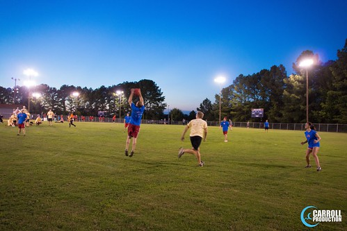 Birmingham kickball league