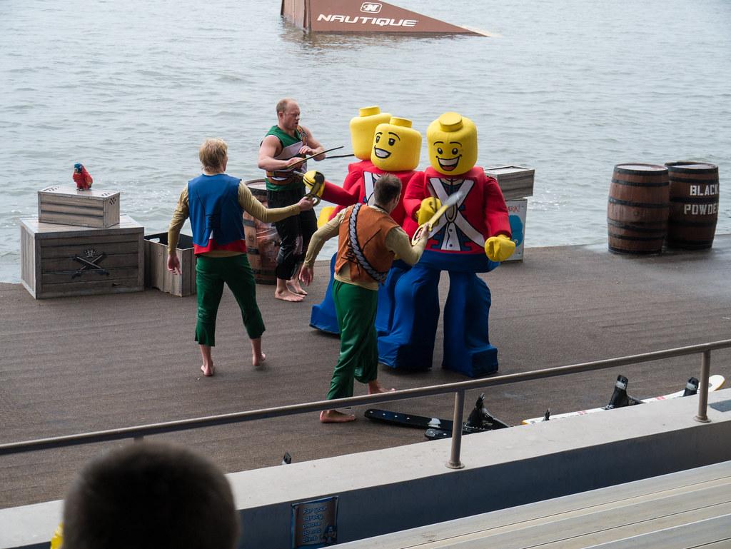 Fighting pirates