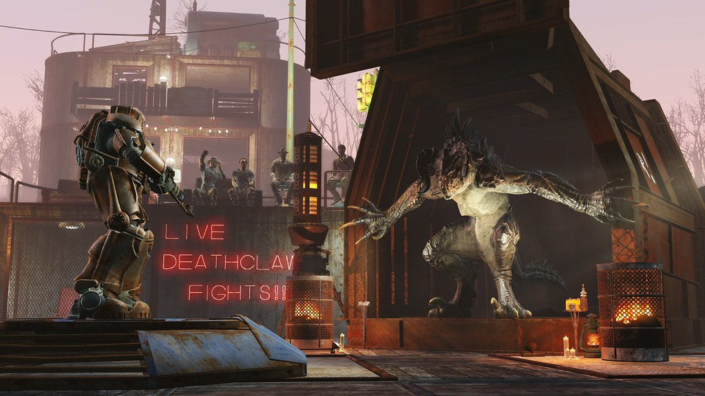 Fallout 4 DLC: Wasteland Workshop