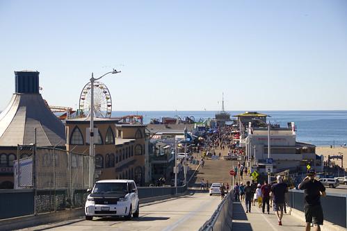 50 Santa Mónica Pier