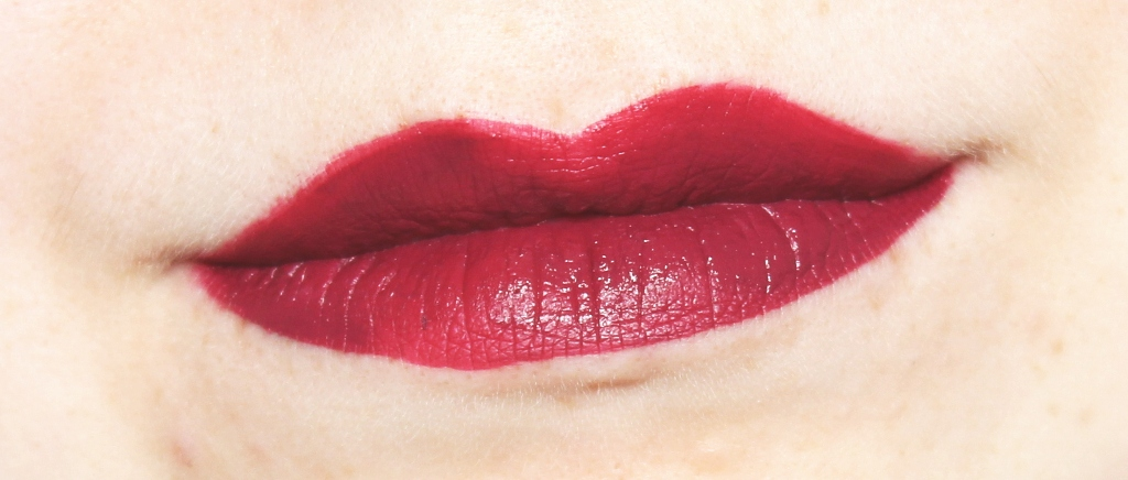 Lime Crime Velvetine Beet It (2)