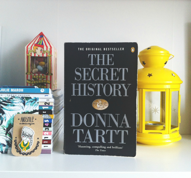 the secret history donna tartt book review uk blog