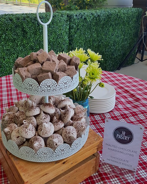 JR Pastry Malted Chocolate Marshmallows & Chocolate Meringue Kisses | Davao Gourmet Collective 2016: Food and the City at SM Lanang Premier - DavaoFoodTripS.com