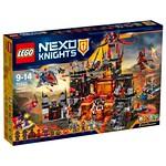 LEGO Nexo Knights Jestro's Volcano Lair (70323) box