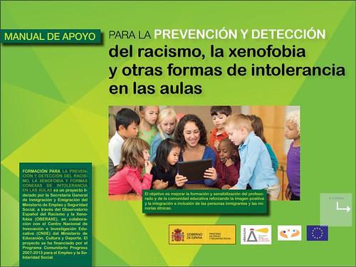 Manual Contra el Racismo en las Aulas