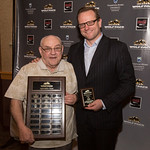 Glenn Burrell and Christopher Seguin (Appreciation Award 15-16)