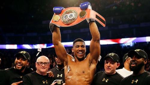 Weltmeister Joshua