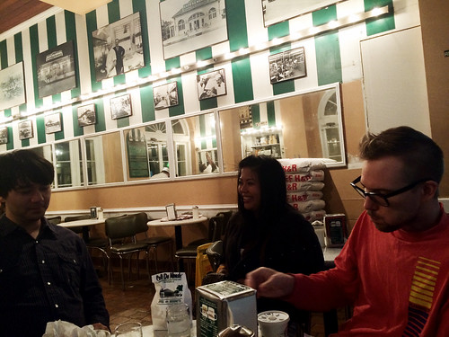 Cafe Du Monde in New Orleans (March 22 2015)