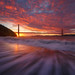 Red Dawn by landESCAPEphotography | jeff lewis