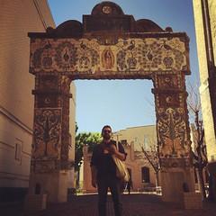 San Antonio selfie