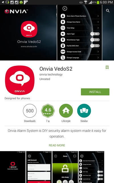 ONVIA VEDO S2 DIY Wireless Alarm System 9