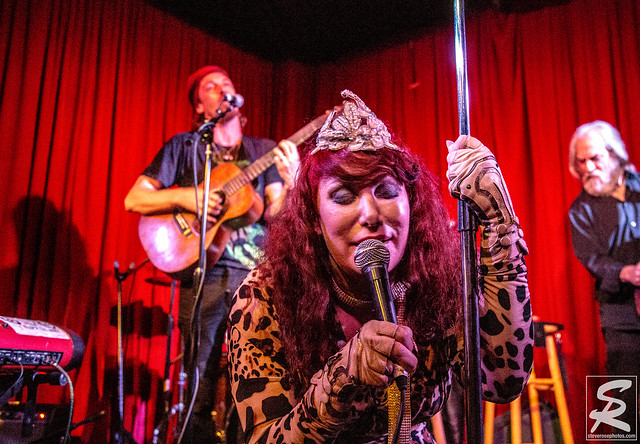 Ruby Friedman Orchestra @ The Hotel Cafe