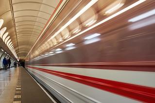 Anděl Metro Station