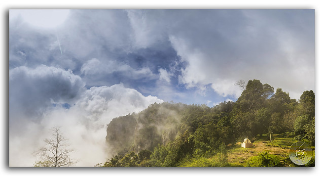 Beautiful Panorama of Pillar Rocks of Kodaikanal!