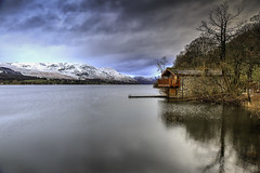Pooley Bridge Boat House (HDR7)
