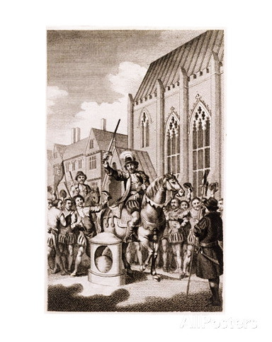 jack-cade-s-rebellion-in-1450-cade-declares-himself-lord-of-the-city-of-london-at-london-stone