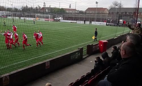 Bullfrog AFC 4:2 Bourtreehill AFC